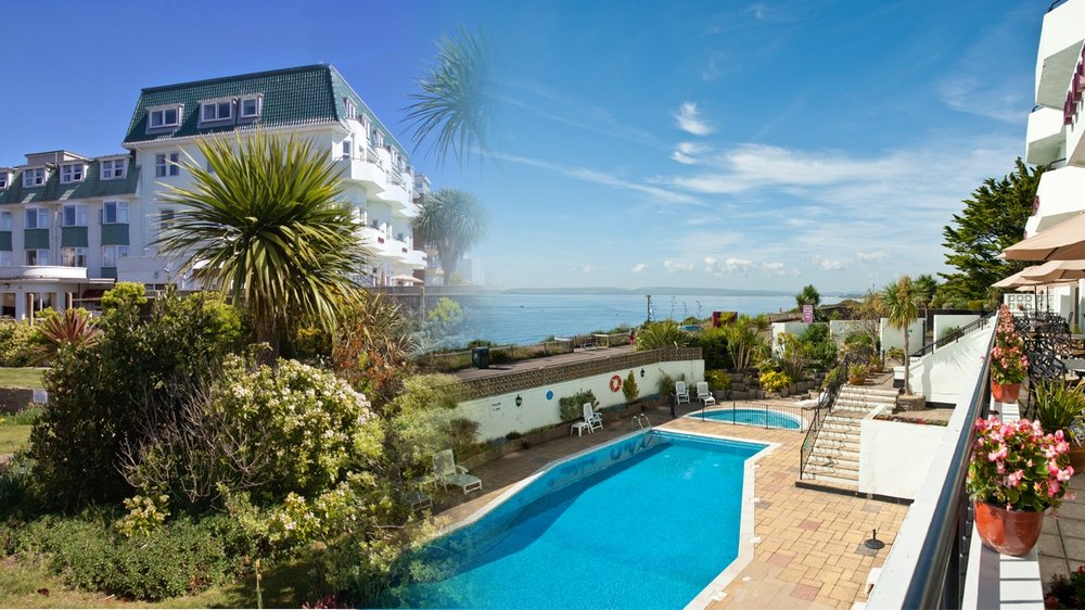 Carlton Hotel bournemouth - 30th September 2018 5nts