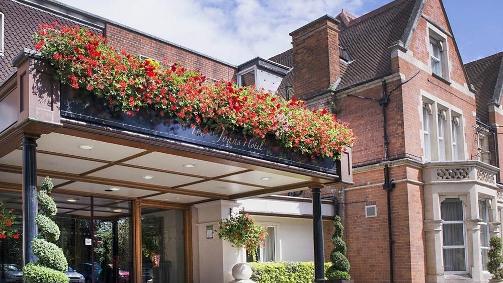 St Johns Hotel SOLIHULL - 30th Dec 2018 3nts