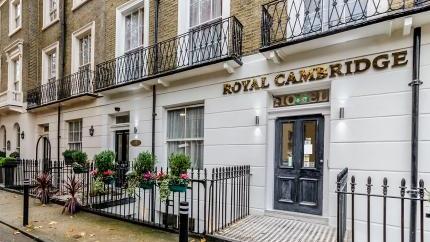 Royal Cambridge Hotel - 30th December 2018 3nts