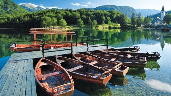 Hotel Jezero SLoVENIA - 23rd August 2019 10nts