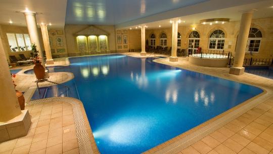 SKETCHLEY GRANGE HOTEL & SPA - 21st July 2019 4nts