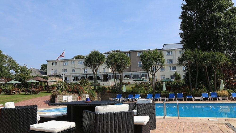 Westhill Hotel Jersey - 21st September 2019 5nts