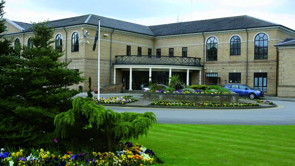 Belton woods Hotel Golf & Spa - 4th August 2019 4nts
