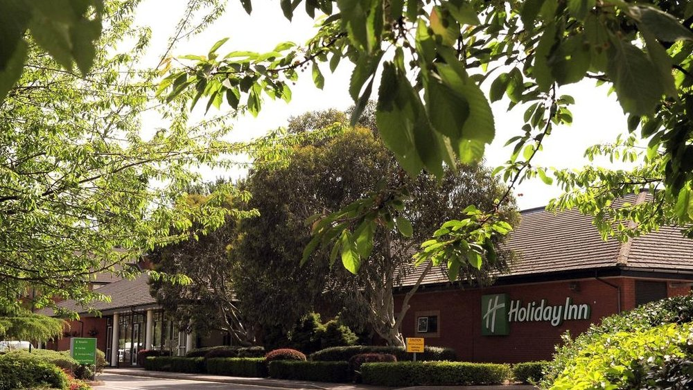 Holiday inn telford - 23rd August 2019 4nts