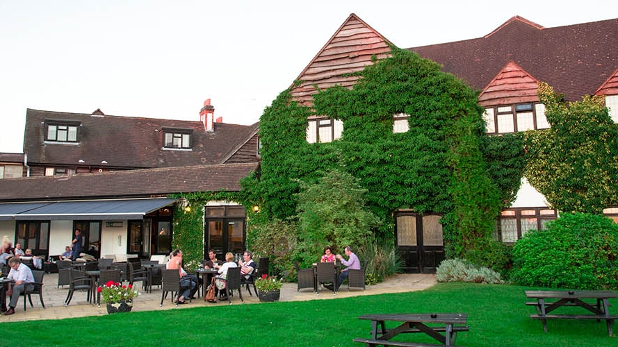 sketchley Grange hotel - 1st September 2019 4nts