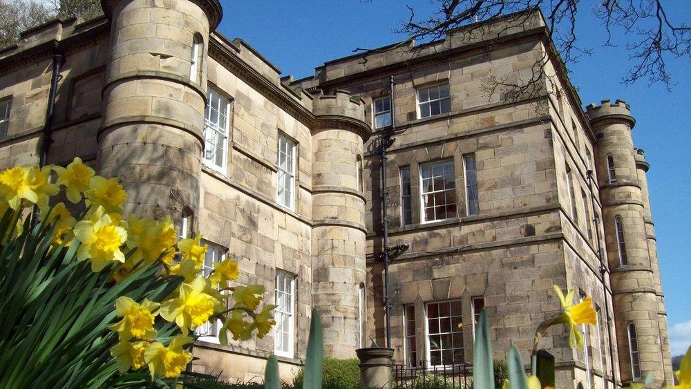 Willersley Castle Hotel - 23rd September 2019 4nts