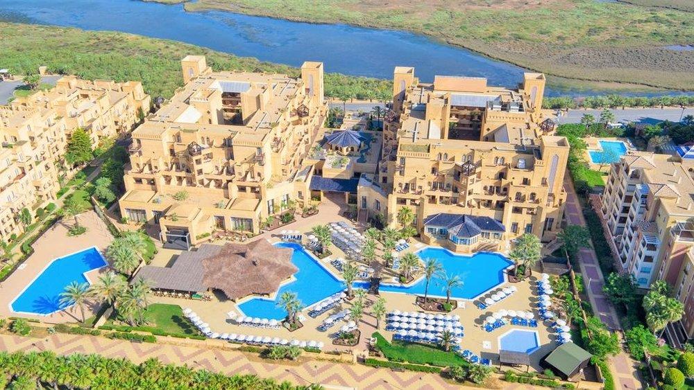 Isla canela hotel Spain - 3rd October 2019