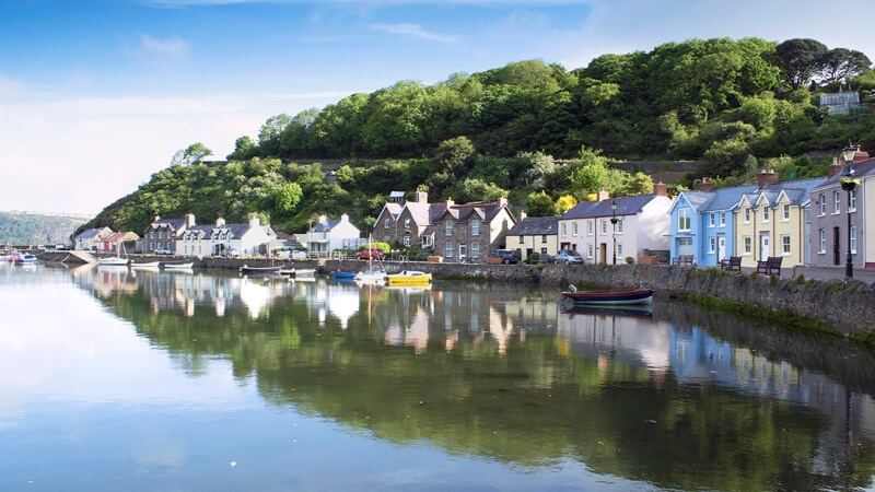 Fishguard Bay Hotel - tbc May 2019 6nts