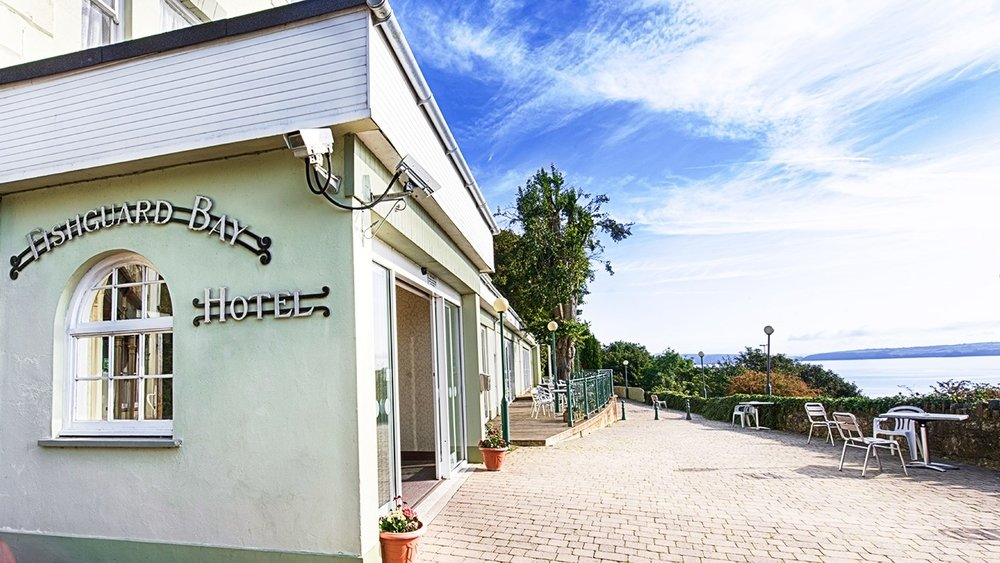 Fishguard Bay Hotel - 4th November 2018 6nts