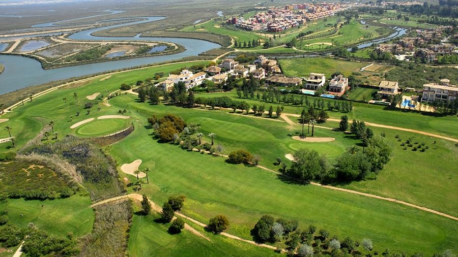 Isla Canela Golf Club - Heulva SPAIN