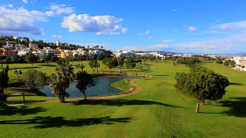Mojacar Golf Club Southern Spain