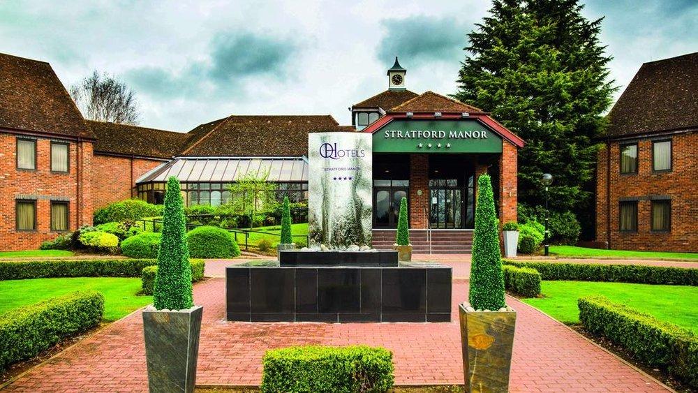 Stratford manor hotel - 12th August 2019