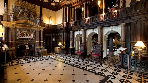 Crewe hall hotel & Spa - 8th August 2019 4nts