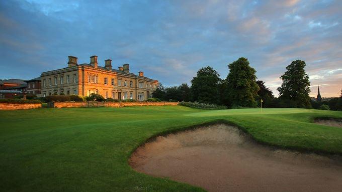 Oulton Hall Hotel golf/Spa - 19th August 2019