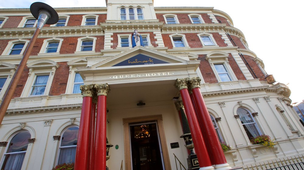 The queen hotel chester - 20th October 2019
