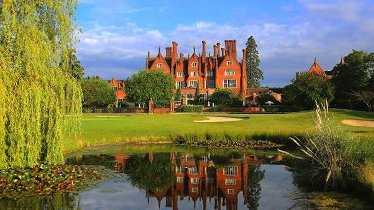 DUNSTON HALL HOTEL Spa/GOLF - 28th October 2019