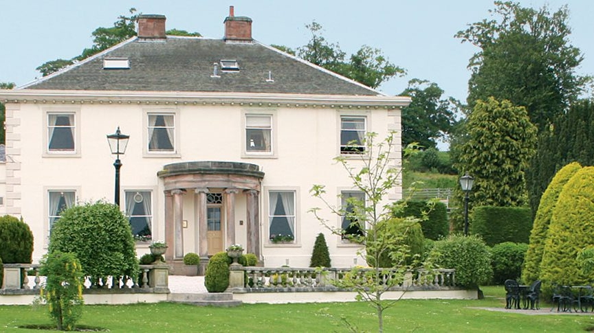 Roundthorn country house - Penrith Cumbria