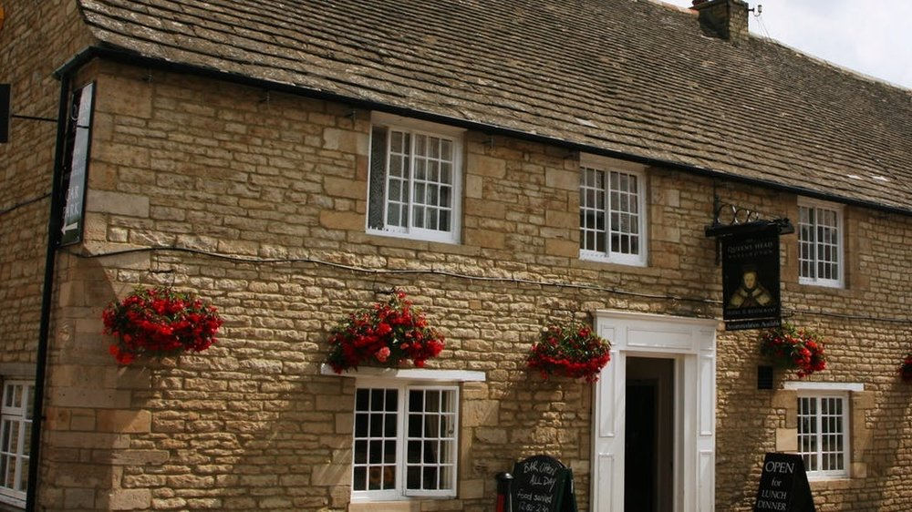 the Queens head inn - Nassington