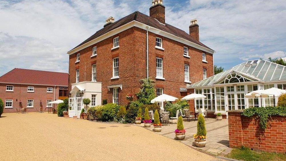 hadley park house - Shropshire