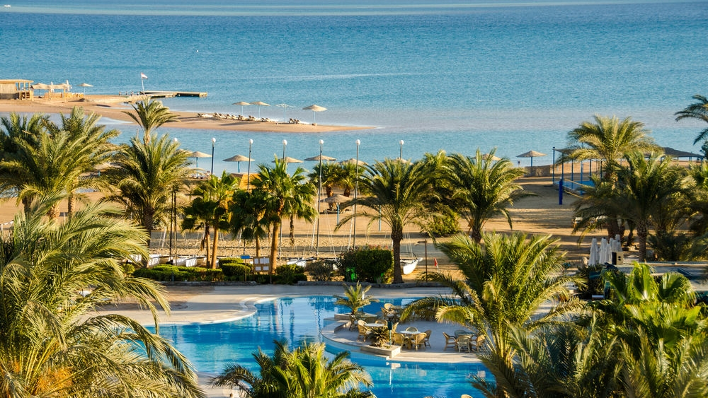 Founty Beach Hotel Morocco - 12th November 2019