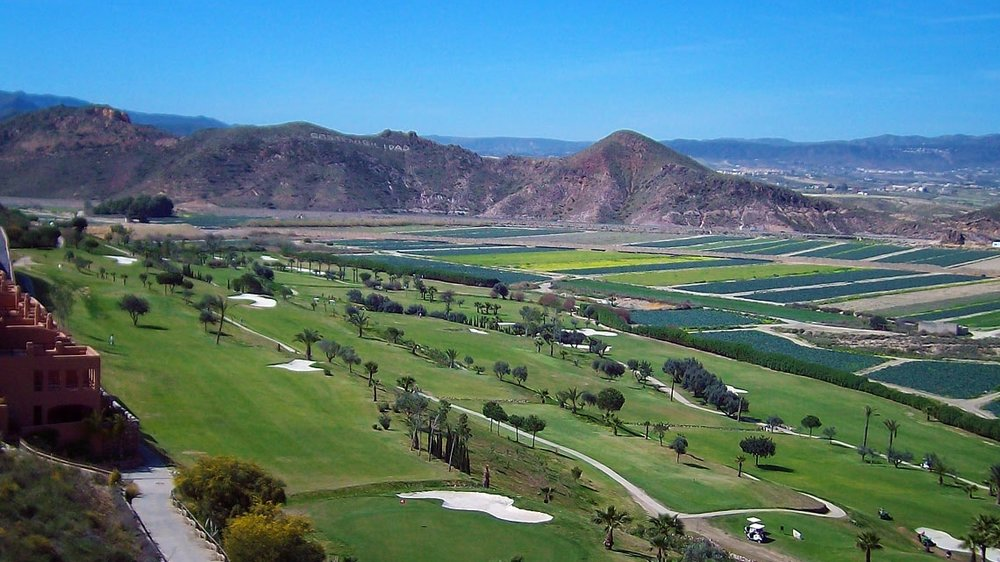 Club Marina Golf - Mojacar SPAIN