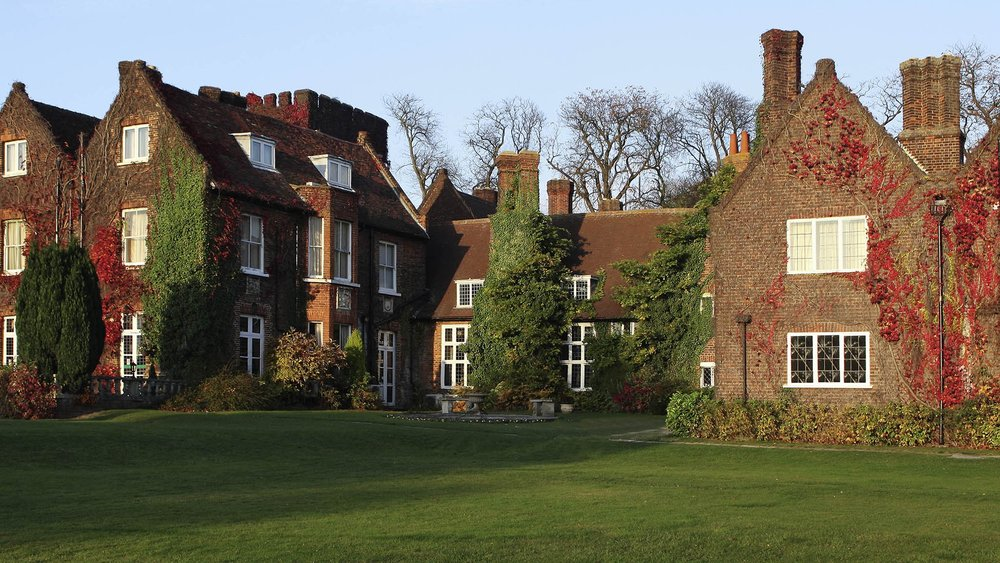LETCHWORTH hall HOTEL - 31st October 2019 4nts