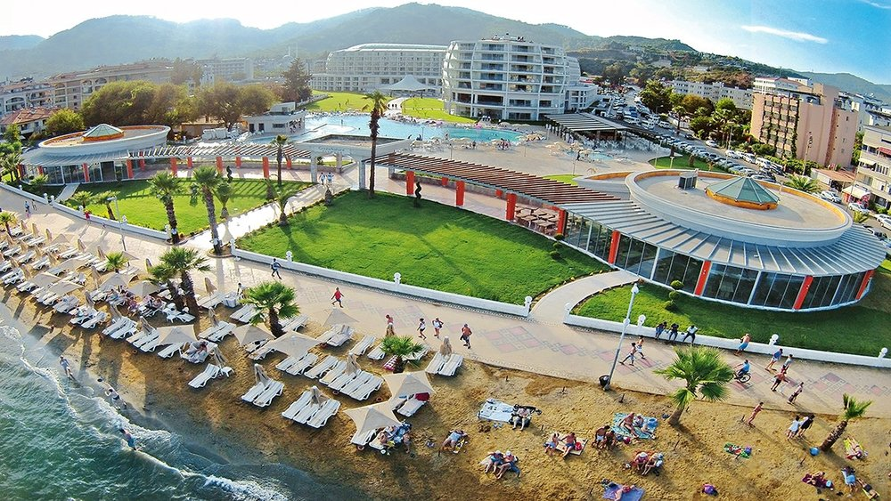 Green Diamond Hotel 5 Star Hotel Marmaris