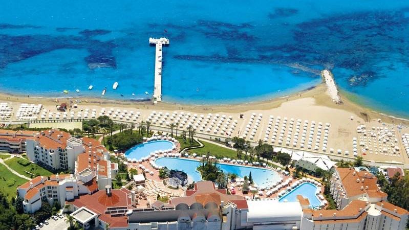 PALOMA OCEANA Hotel Side turkey - 7th February 2020 7 to 28nts