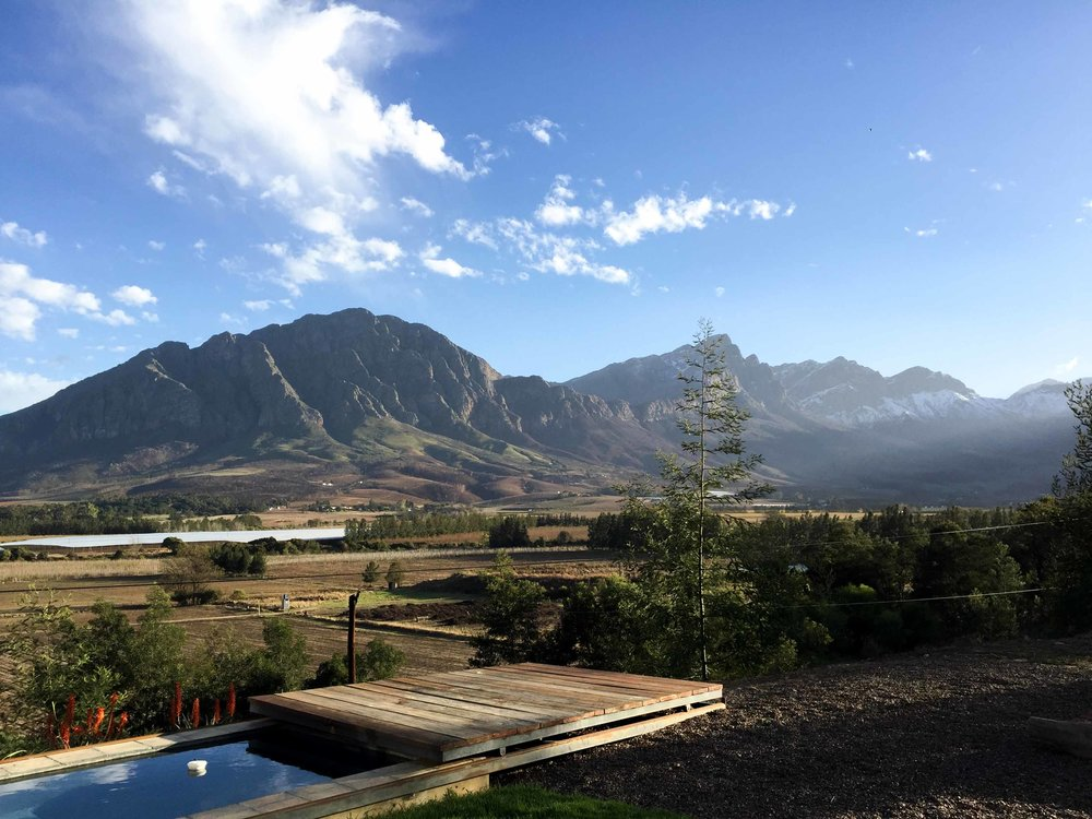 - Sunburst Cottages - Tulbagh