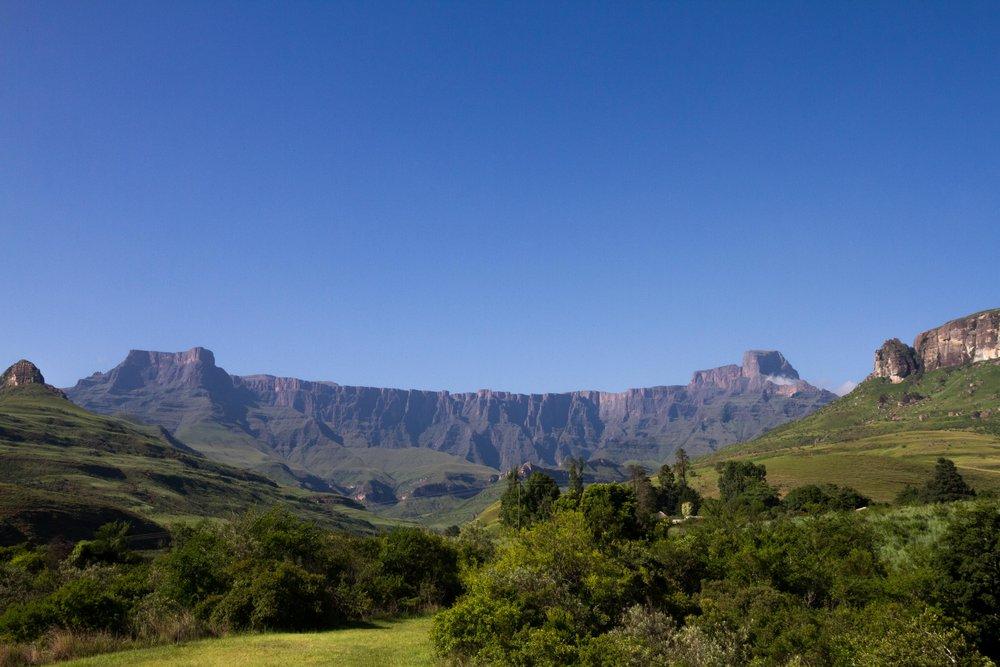 Cpt - Drakensberg Trip - Mahai Campsite
