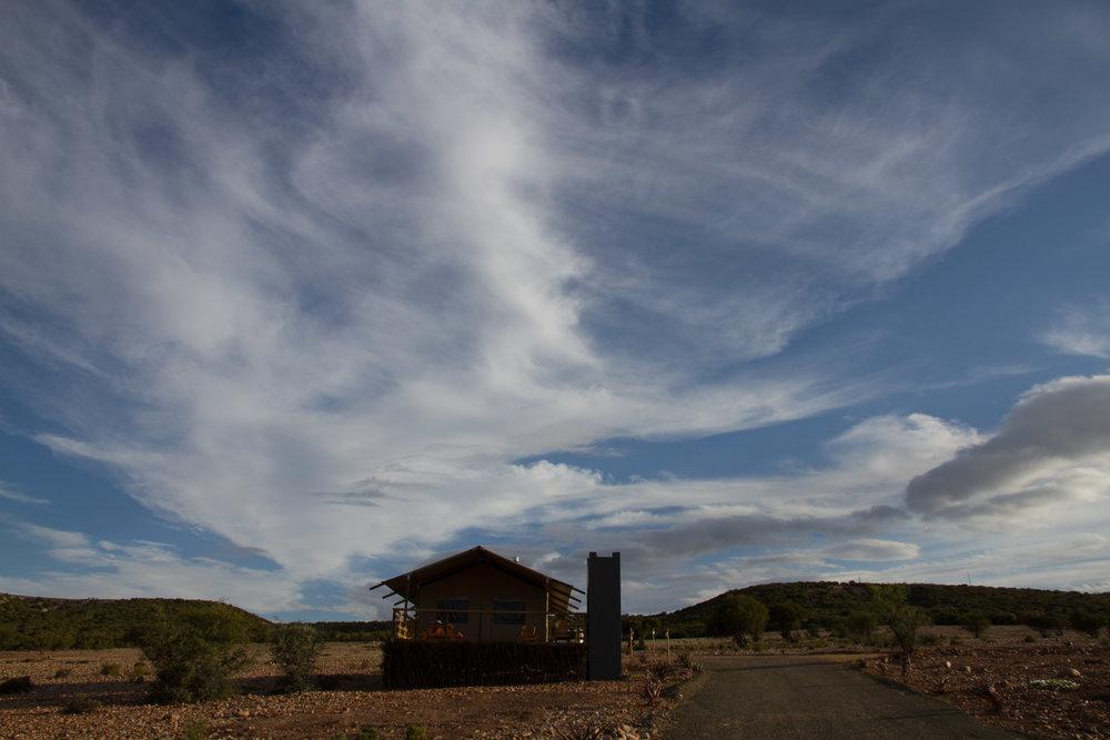 Cpt - Drakensberg Trip - Africamps - Klein Karoo