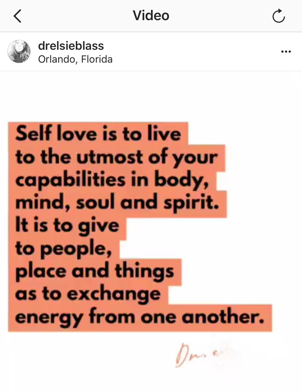 Self-Love's True Form - I've often asked people what self-love means to them. Some say it means that you're selfish.What are your thoughts of self-love?Share your thoughts by emailing me here info@SelfloveResearch.com