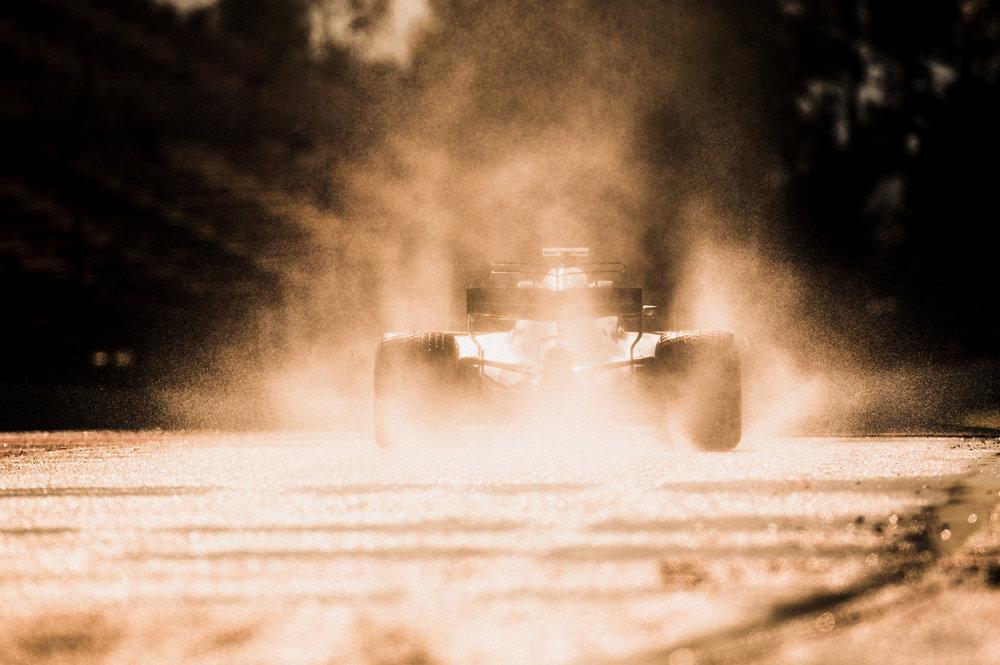 Lewis Hamilton, Mercedes. 2017 FIA Formula 1 Championship, Barcelona, Spain.