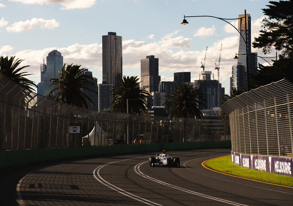 Charles Leclerc, Alfa Romeo Sauber. 2018 FIA Formula 1 Championship, Melbourne, Australia.
