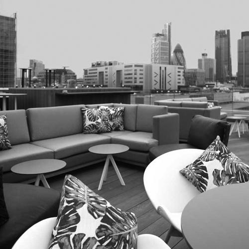 Rooftop Deck -