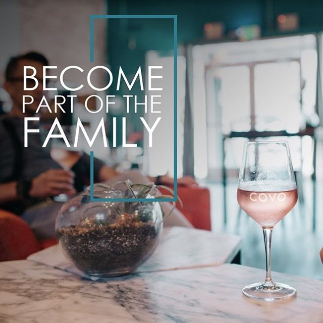 Covo is the first coworking space that enhances how you live, not just how you work. Become part of the Family: HelloCovo.com