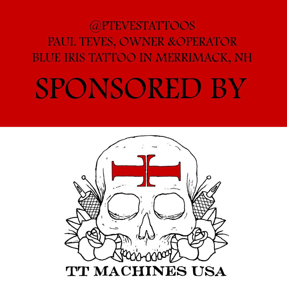 57e360117 OFFICIAL SPONSOR / November 18, 2017 by Blue Iris Tattoo Studio