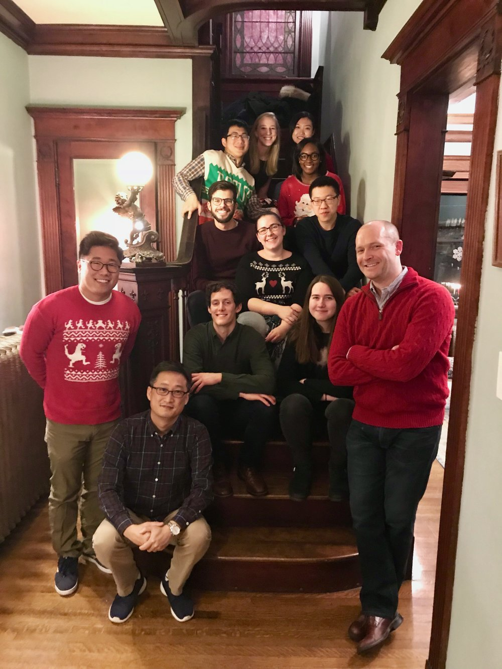 December 2018 - 2nd annual Yi-Gabel labs holiday party