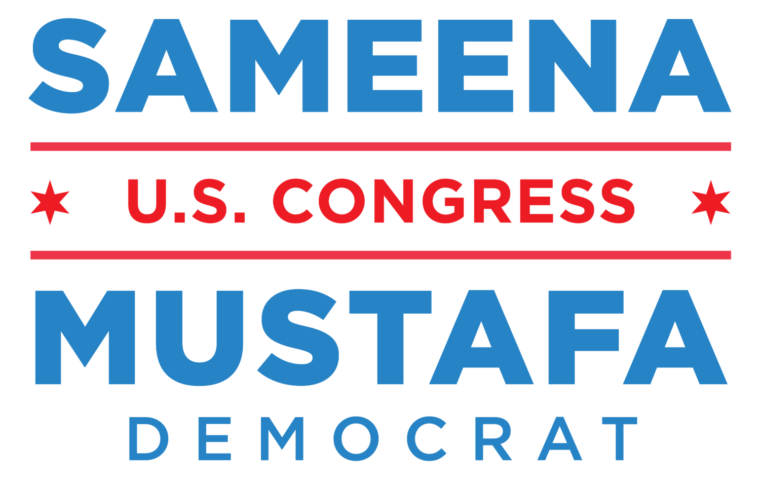 Sameena for Congress