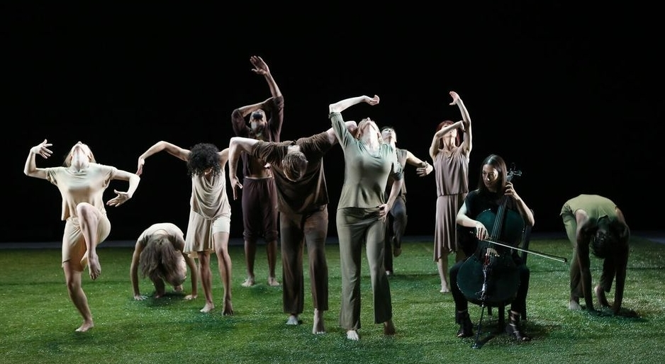 Grass  (2013) at The Joyce; photo by Carol Rosegg.