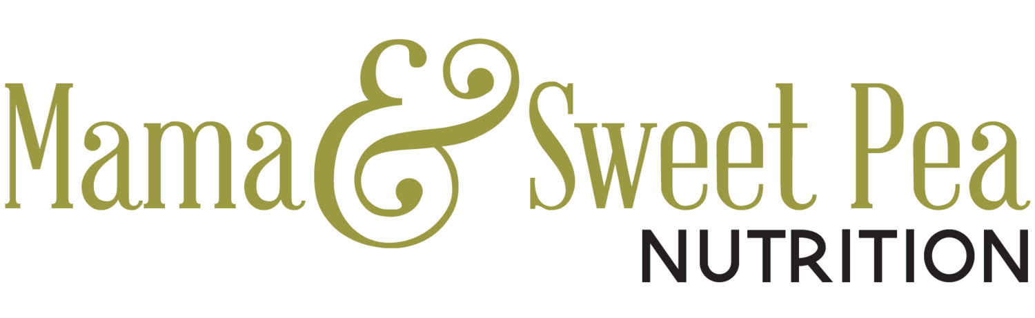 Mama & Sweet Pea Nutrition