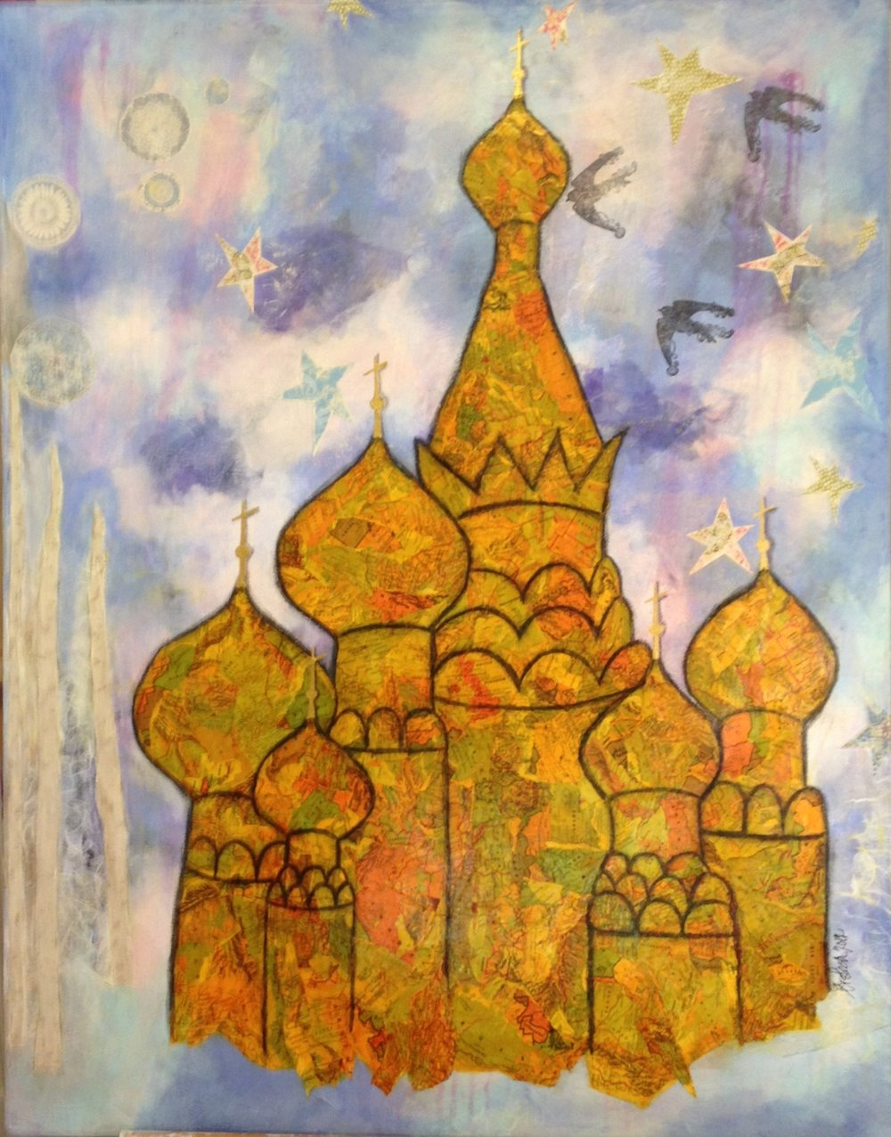 Dream of St. Basil's 2012