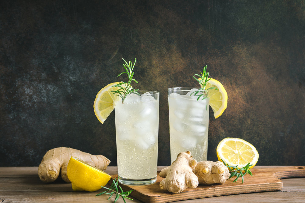 Our Ginger Beer -