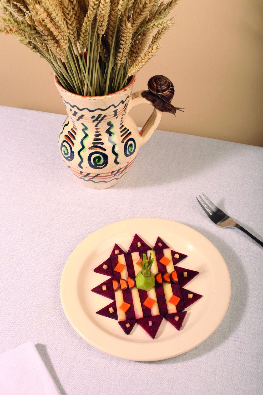 Chapitre 3. Cuisine Dada