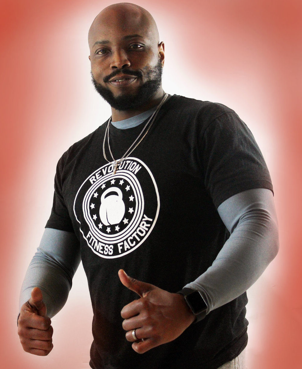 Rome Tatum - -PLYOfit Instructor-NASM Certified Personal Trainer-TRX Master Trainer