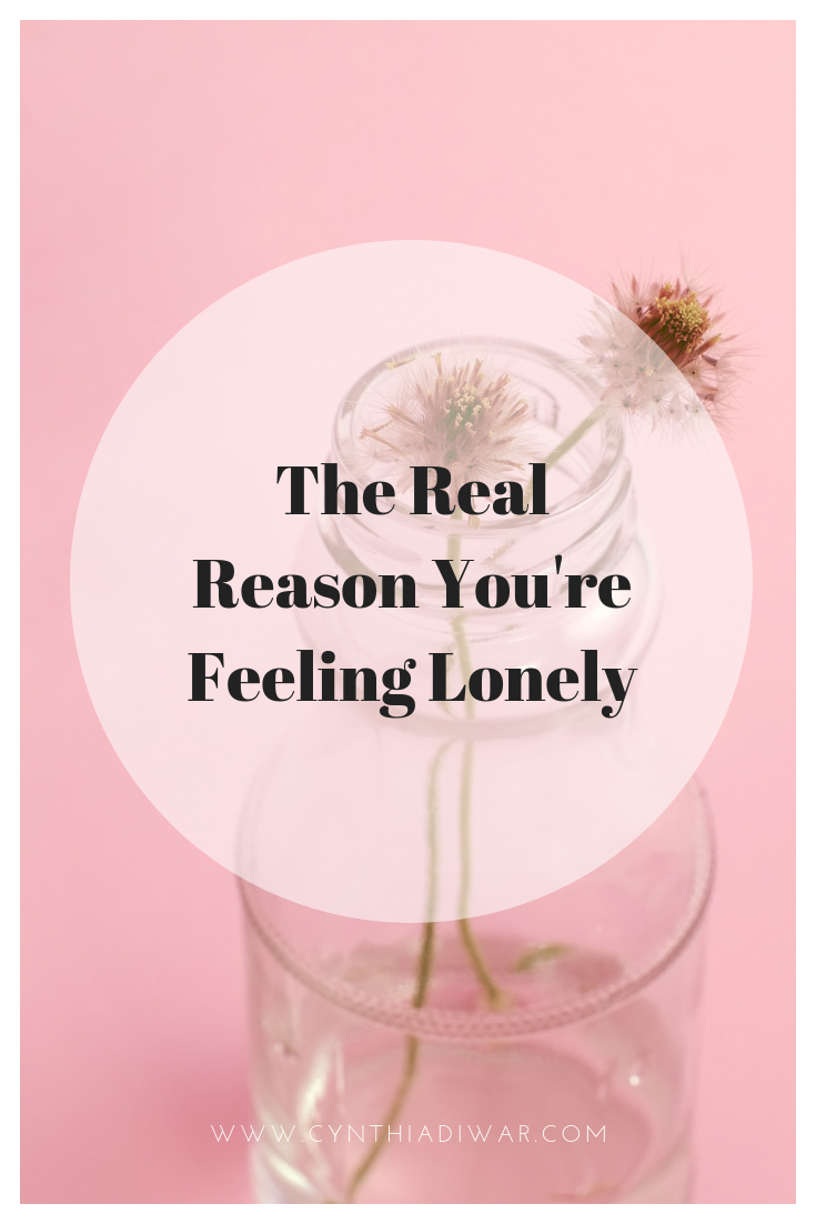 Th Real Reason You're Feeling Lonely