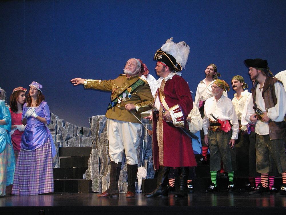 The Pirates of Penzance 2005