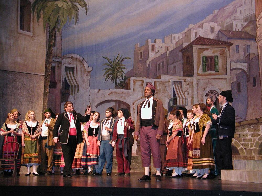 Cavalleria Rusticana & Pagliacci 2005