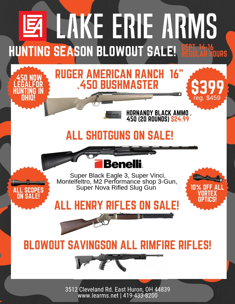 Events | CCW Classes and FREE Events |Gun Store | Huron, Ohio — Lake