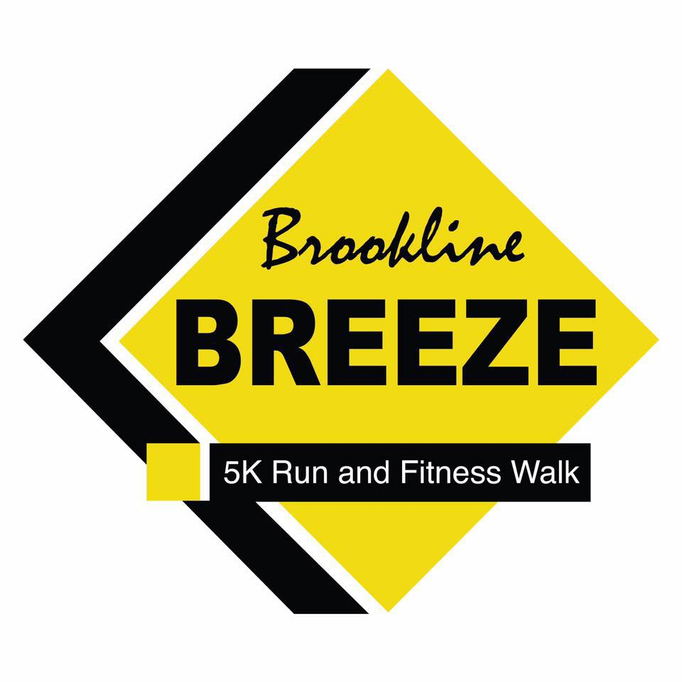 The Brookline Breeze 5K Run and Fitness Walk